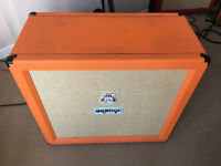 Orange PPC412HP8 4x12 Electric Guitar Speaker Cabinet