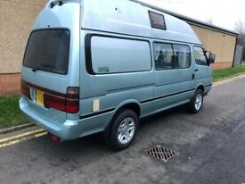 Toyota Hiace campervans wanted