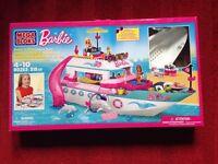Barbie Luxury Yacht