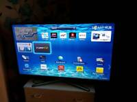 SAMSUNG 46INCH HD SMART TV