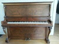 Mason & Risch Antique Piano #42525 Circa 1926