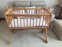 Mamas & Papas Rocking Crib