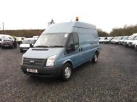 2012 FORD TRANSIT 125 T350##1 OWNER DIRECT FROM SCOTTISH WATER##
