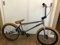 United supreme 20 inch chrome bmx