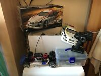 Thunder Tiger Nitro RC Cars - BRAND NEW