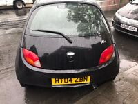 04 FORD KA COLLECTION 1.3 LITRE PETROL 3 DOOR HATCHBACK MOT 26/11/17 VERY LOW MILES 64303 CLEAN CAR