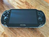 PlayStation Vita WiFi only.