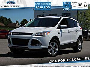 2014 Ford Escape SE**AWD*CUIR*TOIT*CAMERA**