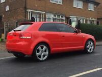 2006 Audi A3 2.0 tdi s line dsg £2000