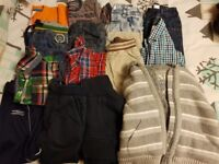 Bundle boys clothes 2-3 years