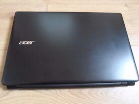 Acer Aspire E1-530 – (Black) Intel Pentium-4GB RAM & 500GB HDD