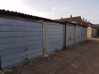GARAGES AVAILABLE TO RENT: Grove Road, Houghton Regis LU5 - GATED SITE
