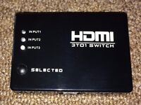 HDMI Switch 3 Ports