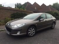PEUGEOT 407 s 2.0 S BRONZE PX WELCOME 2004