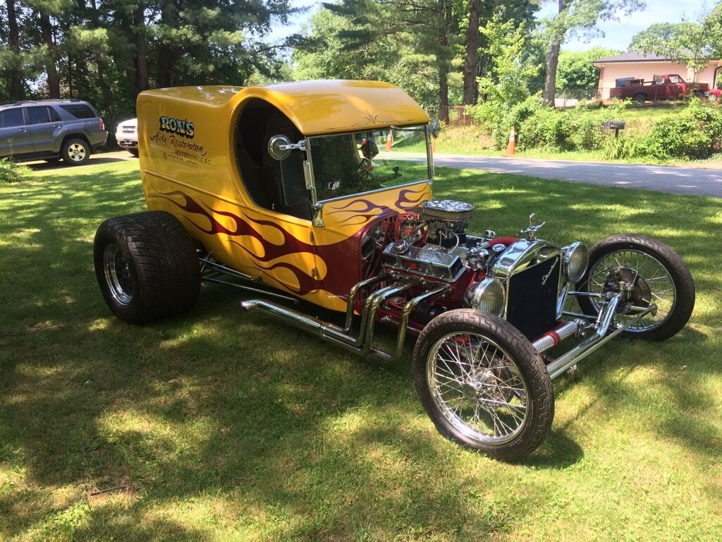 1927 Ford Model T  1927 Ford C Cab