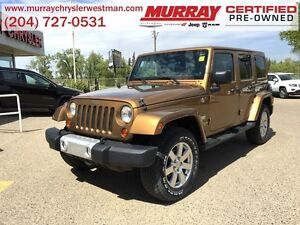 2011 Jeep WRANGLER UNLIMITED 70th Anniversary Hard Top *Heated L