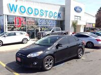 2013 Ford Focus SE, SPORTY BLACK, WHEELS