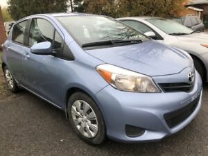2014 Toyota Yaris LE Auto, Air, Cruise with Pwr Windows and K...