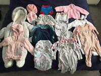 Baby toddler clothes 6-9 months. Big bundle