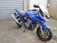 For sale Suzuki Bandit 600S K4