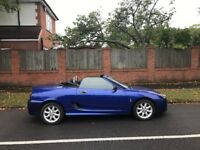 Mg mgtf convertible 2 seater 54 reg