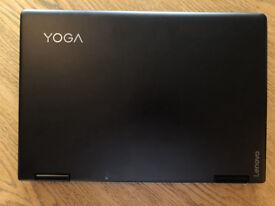 "Lenovo Yoga 710 14"" - 256GB SSD, 8GB RAM, Intel i7 7th Gen"