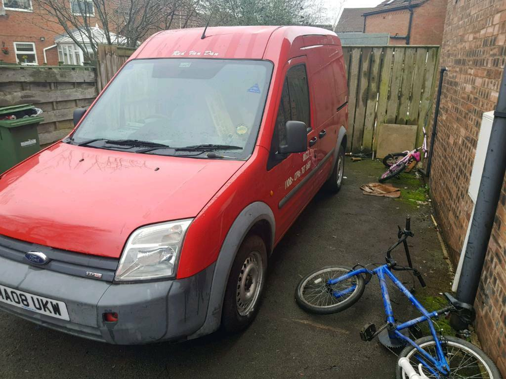 Ford Transit Connect Lwb High Roof Side Door In