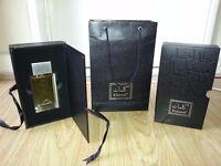 Arabian Oud's 'Kalemat Black' Oud Perfume Brand New (unisex)