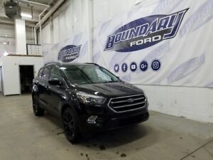 2018 Ford Escape SE Appearance Package