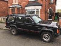 Jeep Cherokee £500