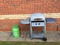 Laguna 3 burner gas barbecue