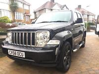 BARGAIN Jeep Cherokee limited edition 2.8