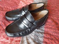 Black Mens Formal Shoes Size UK 8