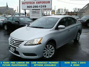 2014 Nissan Sentra 1.8 S Automatic Bluetooth/All Power &GPS*