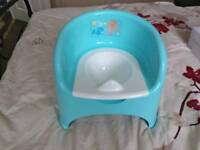 Potty chair from mothercare