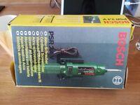 Bosch PSR 2.4V Cordless Screwdriver