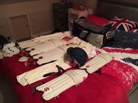 cricket bag/ gear for sale