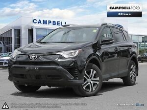 2016 Toyota RAV4 LE AWD-LOADED-ONLY 19,000 KMS