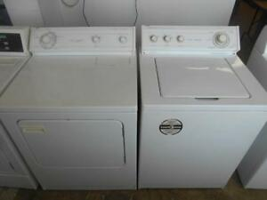 ENSEMBLE LAVEUSE SECHEUSE WHIRLPOOL / WHIRLPOOL WASHER DRYER SET