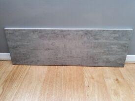 Franklin Dark Grey Matt Wall Tiles