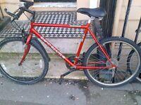 Shimano rapid reactor Mountain bike