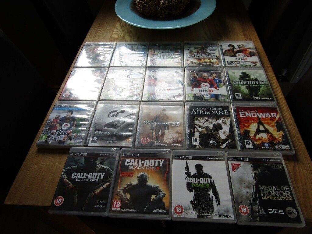 Fab Bundle 19 PS3 Sony Playstation 3 Games ~ COD ~ FIFA ~ GTA V 5 ~ Black  Ops 3 | in North Walsham, Norfolk | Gumtree