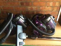 Beldray 700watt pull along vacuum cleaner X display
