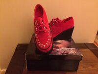 Sergio Todzi ladies shoes size 36 never worn original box.