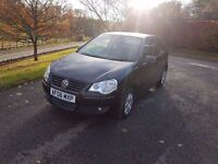 2006 Volkswagen Polo 1.2 S with full VW service history