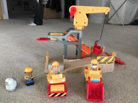 Happyland Construction Toy