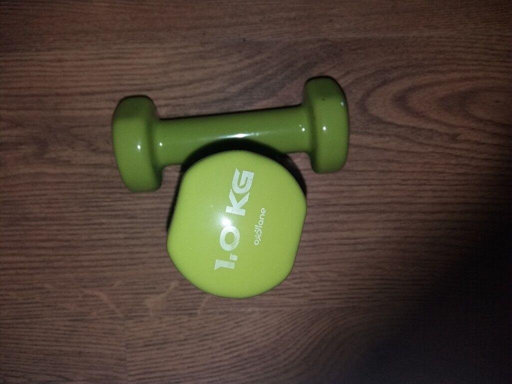 1kg weights