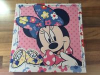 Minnie Mouse canvas pictures