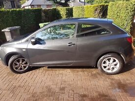 61 plate 1.2 seat ibiza for sale 40k mile full mot and service history