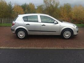 Vauxhall Astra 1.4 life, LONG MOT, Full Service History, corsa, golf, polo, Clio Peugeot focus